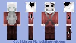 Breathing The Void [UPDATE] Minecraft Skin