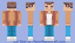 Butch - Pulp Fiction Minecraft Skin
