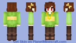 UnderTale Chara Minecraft