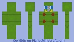 Charjabug Minecraft Skin