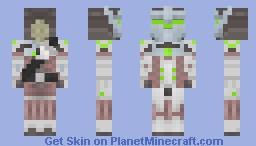 Genji [Overwatch] Minecraft Skin