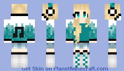 I remember what this skin used to look like... »GℜΛδϒI♥« Minecraft Skin