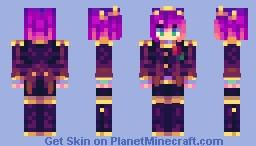 senpai ★ Minecraft Skin