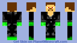 Steve''s Brother Minecraft Skin