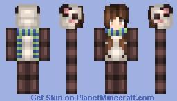 Duck duck goose Minecraft Skin
