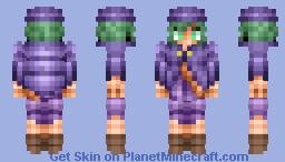 Schierke (Berserk) Minecraft Skin