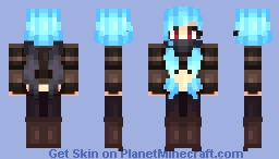 loose yourself in the wasteland Minecraft Skin