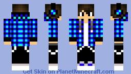 DiamondBence13's 2nd Skin Minecraft Skin