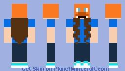 Mia (Jack-O) Minecraft Skin