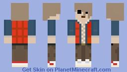 Evil Bergi Minecraft Skin