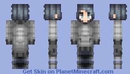 i posted this yesterday..? Minecraft Skin