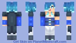 Evie (Request) Minecraft