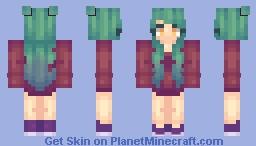 Sorry, I'm alive still. Minecraft Skin