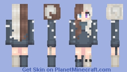 seokjin ・゚: *✧ st with _blueangel  ♡ Minecraft Skin