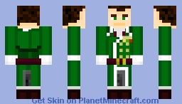 Thinker (SAO) Minecraft Skin