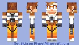 Tracer Minecraft Skin