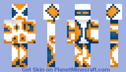 Random skin I don't know what this is but I saw some of those skins on PlanetMinecraft so I made one too! Minecraft Skin