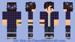 Ojibwa Minecraft Skin