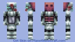 Virus Minecraft Skin