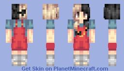 i know my abcs Minecraft Skin