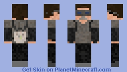 Atlas Marketer Minecraft Skin