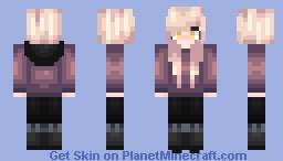 Something - Varations in Desc Minecraft Skin