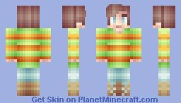 July 13th Minecraft Skin