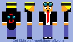 DanMestari123 (Updated) Minecraft Skin