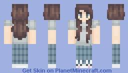 I'm comfy this way Minecraft Skin