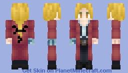 Edward Elric Minecraft