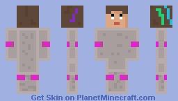 My First Skin! Minecraft Skin