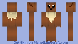100th skin! Eevee -Pokémon- Minecraft Skin
