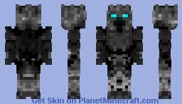 Lich king Minecraft Skin