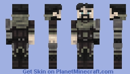 Northern Adventurer Minecraft Skin