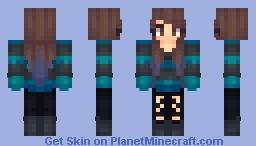 _pancake's Request Minecraft Skin