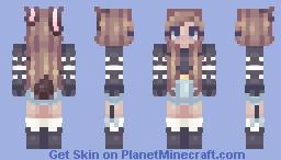 〚ᵏᵃˢˢᶤᵉ〛~ Skin Trade with QueenZahra! Minecraft Skin