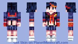 Ryuko Matoi Minecraft