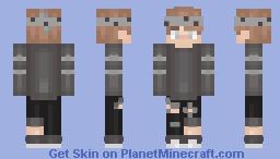 𝐵𝓁𝓊𝓇𝓇𝓎 𝐹𝒶𝒸𝑒 ~𝒥𝒶𝓈𝓇 Minecraft Skin