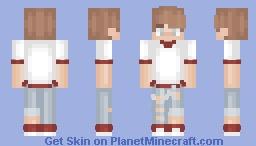 𝐼'𝓂 𝓃𝑜𝓉 𝒶𝒻𝓇𝒶𝒾𝒹, 𝓃𝑜𝓉 𝒶𝒻𝓇𝒶𝒾𝒹 ~𝒥𝒶𝓈𝓇 Minecraft Skin