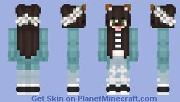 Dog Filter Minecraft Skin - Dog skins fur minecraft