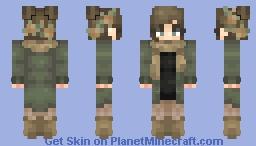 Im back Minecraft Skin