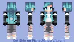 shark Minecraft Skin
