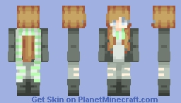 I'd say I hate being in Slytherin, but I get away with everything~ Minecraft Skin
