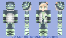 i swear i meant to do this earlier Minecraft Skin