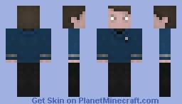 Dr MCcoy / Star Trek 2009 Minecraft Skin