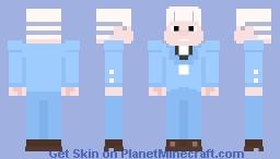 [Gravity Falls] Gideon Gleeful Minecraft Skin