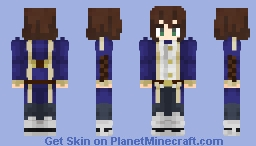 [Roleplay OC] Casual Minecraft Skin