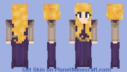 TigerGoesMoo's Request Minecraft Skin