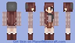 Adoptable Raffle !!!! Ended Minecraft Skin