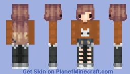 A potato. Minecraft Skin